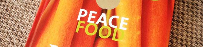 Titelbild: Peace Food - vegan einfach schnell