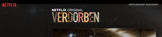Titelbild: Verdorben - eine Netflix-Dokumentation