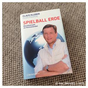 Buch: Spielball Erde von Claus Kleber