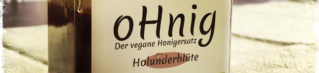 Titelbild: Fräulein Emmas oHnig - Holunderblüte
