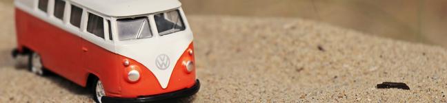 Titelbild: Suche nach einem Kastenwagen - Bild: VW-Bulli